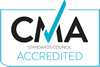 CMA Standards Council Accredited